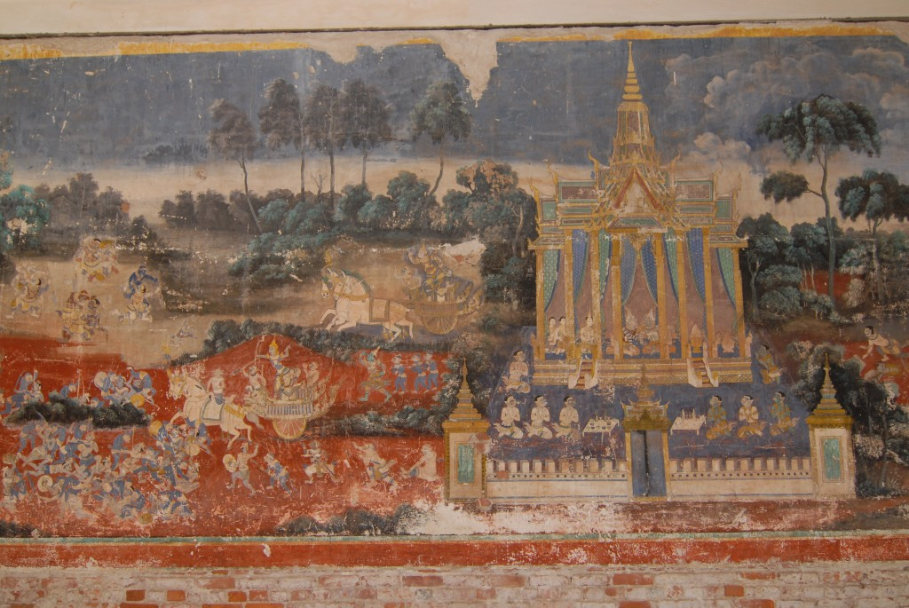 centuries old murals