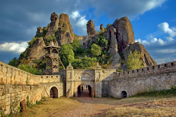 Belogradchik-Fortress-Bulgaria